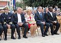 Spominska slovesnost v počastitev padlih partizanskih pomorščakov v Portorožu 2014 7.jpg