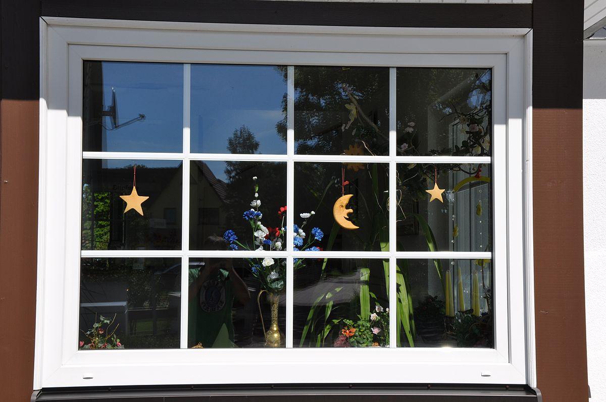 Kunststofffenster wiktionary - Kunststofffenster mit sprossen ...
