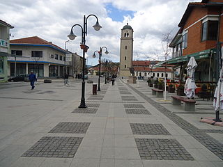Berovo Place in Eastern, North Macedonia