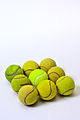 Square made from a group of tennis balls (4273177377).jpg