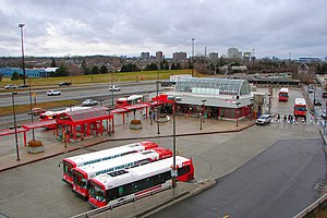 OC Transpo - Image: St Laurent Station