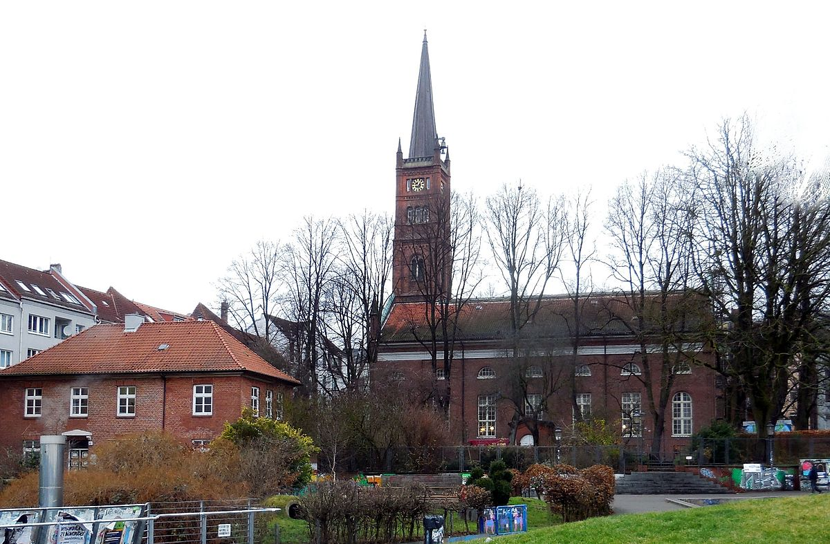 st pauli kirche hamburg altona altstadt wikipedia. Black Bedroom Furniture Sets. Home Design Ideas