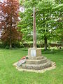 St. John the Baptist, Spetisbury- churchyard (5) (geograph 2962646).jpg