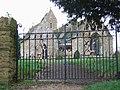 St. Lawrence Church, Barton-on-the-Heath - geograph.org.uk - 313961.jpg