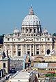 St. Peter's Basilica Rome - 20140808 2350.jpg