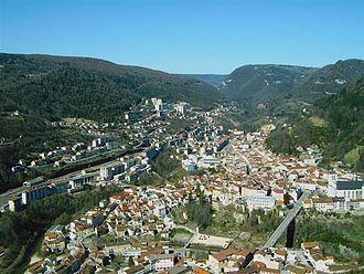 Parc naturel régional du Haut-Jura - Image: St 10