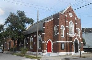 David Hyer - Image: St Barnabas Lutheran Church