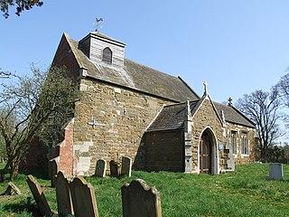 St Benedicts Church, Haltham-on-Bain Church in Lincolnshire, England