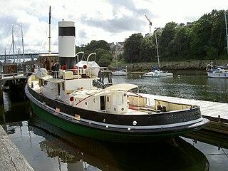 Port-musée de Douarnenez dans Bretagne