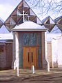 St Dominic Barberi Church Littlemore 11 Feb 2007.JPG