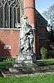 St John the Evangelist, Palmers Green, London N13 - Memorial - geograph.org.uk - 1101873.jpg