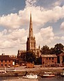 St Mary Redcliffe from the west - geograph.org.uk - 917299.jpg