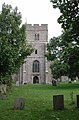 St Peter and St Paul, Newchurch, Kent - Tower - geograph.org.uk - 322920.jpg