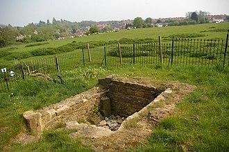 Rumwold of Buckingham - St Rumbold's Well in Buckingham