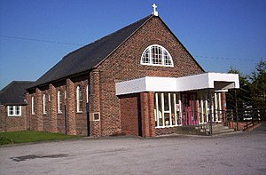 Hightown, Merseyside - Image: St Stephen's Church, Hightown, Sefton geograph.org.uk 80030