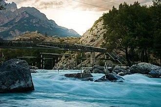 L'Argentière-la-Bessée - Argentiere Canoe Slalom Course