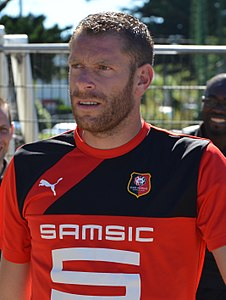 Stade rennais vs USM Alger, July 16th 2016 - Sylvain Armand 2.jpg