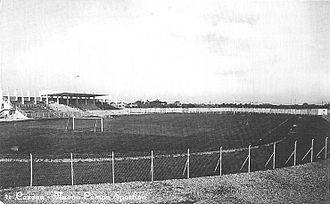 Stadio Dino Manuzzi - Stadio La Fiorita in 1957.