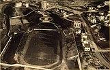 Panorámica del Stadium Metropolitano en 1927