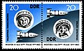 Stamps of Germany (DDR) 1963, MiNr Zusammendruck 0970-0971.jpg