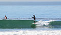 Stand-Up Paddle Surfer at Cardiff Reef, California.jpg