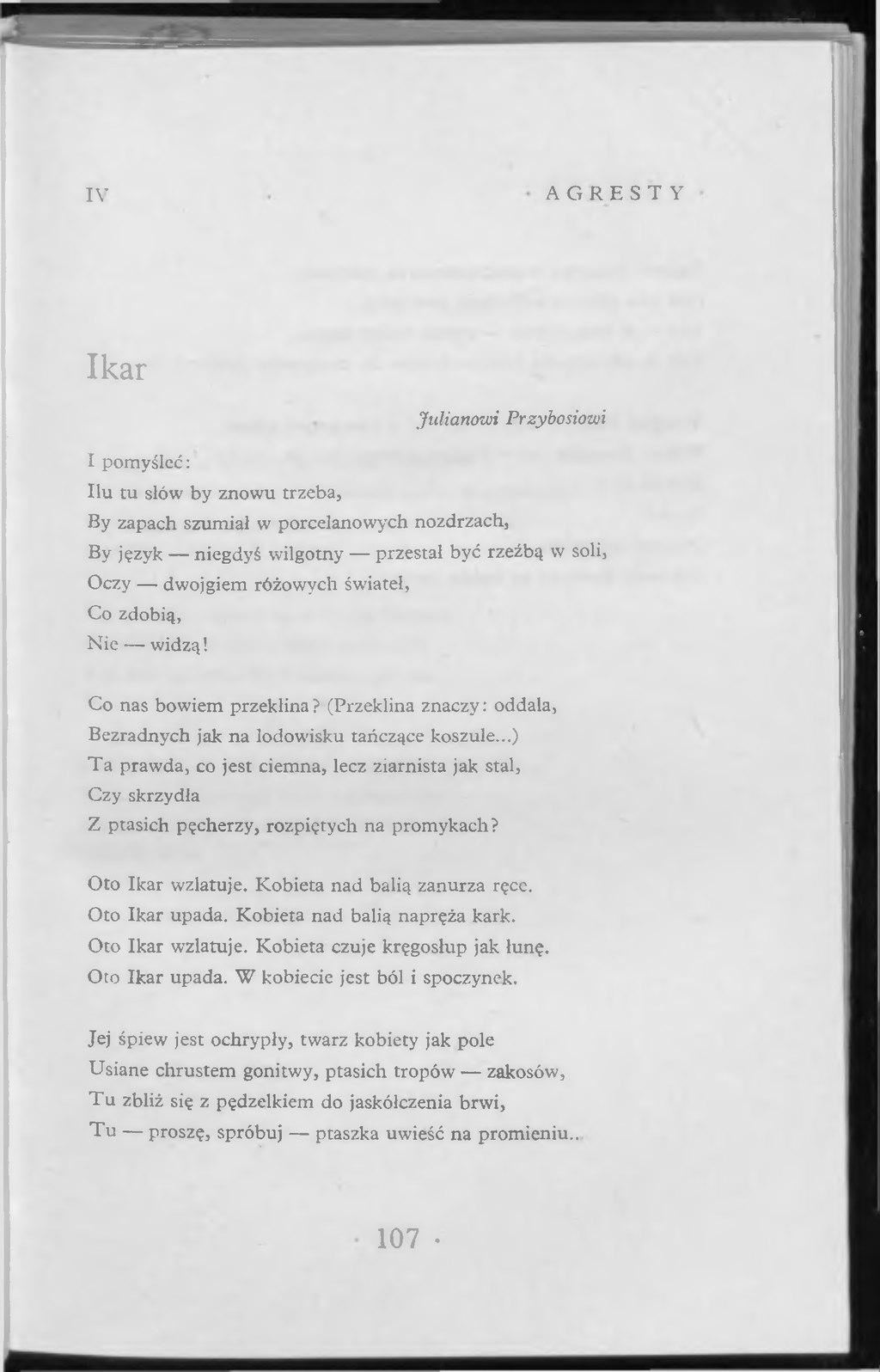 Stronastanisław Grochowiak Wiersze Wybranedjvu109