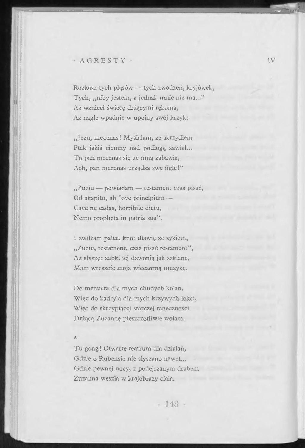 Stronastanisław Grochowiak Wiersze Wybranedjvu150