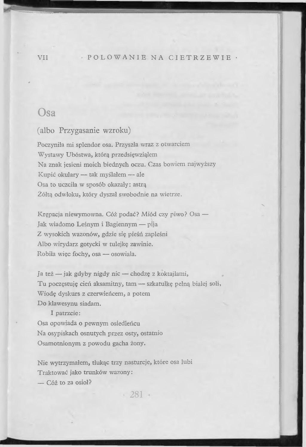 Stronastanisław Grochowiak Wiersze Wybranedjvu283