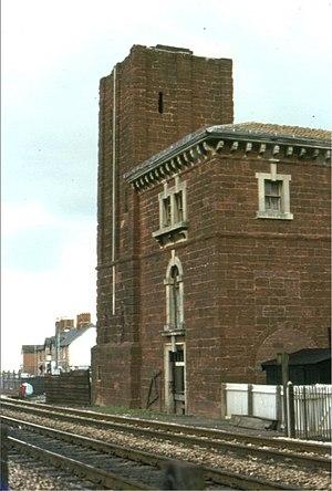 South Devon Railway engine houses - Starcross engine house