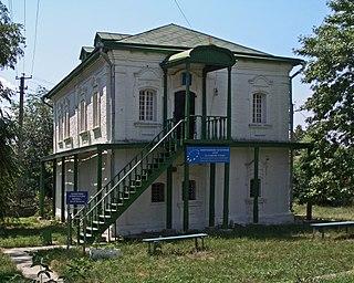 Kondraty Bulavin house