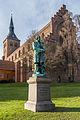 Statue Andersen by Louis Hasselriis Odense Denmark.jpg