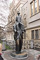 Statue of Franz Kafka in 2019.01.jpg