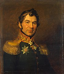 Portrait of Maxim F. Stavitsky (1778-1841)