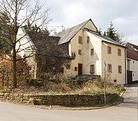 Steinborn, Wohnhaus, Alte Poststraße 1.jpg