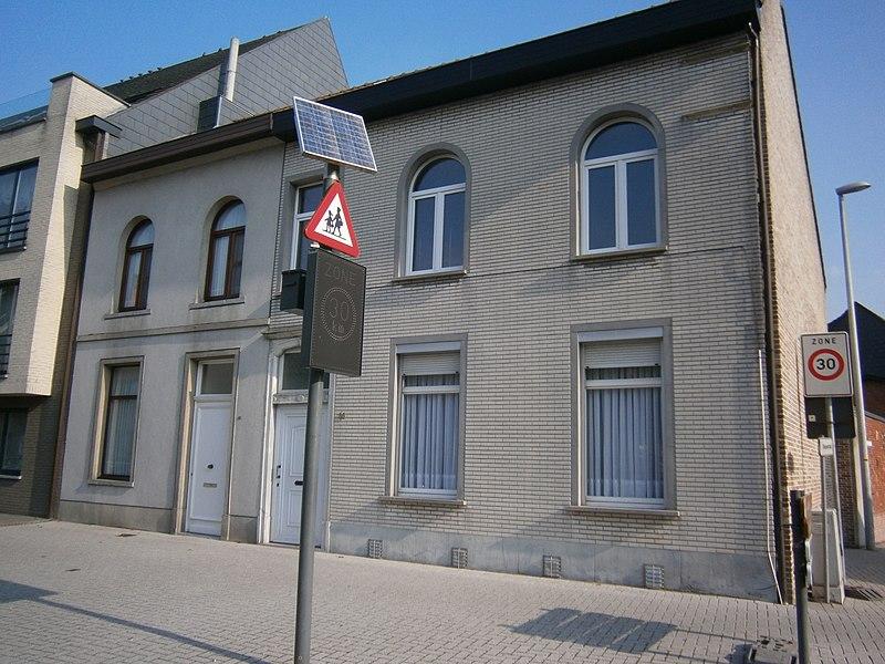 Twee enkelhuizen 1779