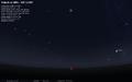 Stellarium Polaris.png
