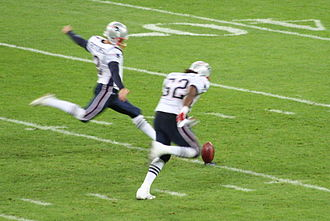 Stephen Gostkowski - Gostkowski kicks off in October 2009