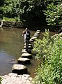 Stepping stones, Bow Creek - geograph.org.uk - 455164.jpg