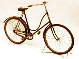 Sterling Bicycle Co. - A 19th-century Sterling Bicycle