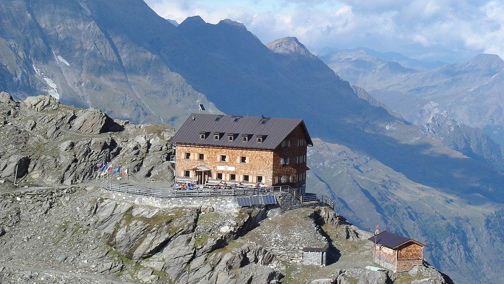 Rif. Petrarca all'Altissima / Stettinerhütte / Eisjöchlhütte