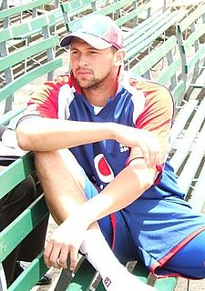 Steve Harmison Cricket player of England.