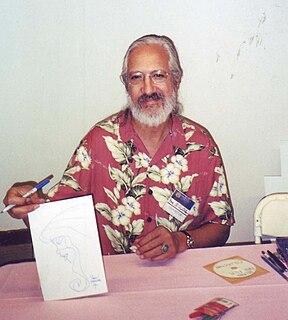 Steve Leialoha American comic artist