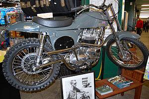 Métisse Motorcycles - Steve McQueen Métisse Desert Racer