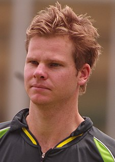 Steve Smith (cricketer) Australian international cricketer