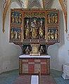 Stiftskirche Ossiach Juli 2018 Altar 01.jpg