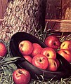 Still Life of Apples in a Hat, by Levi Wells Prentice.jpg