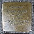 Stolperstein Goch Bahnhofstraße 28 Jenny Jacobs.JPG