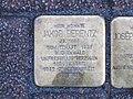 Stolperstein Jakob Berentz, 1, Brunnenallee 20a, Bad Wildungen, Landkreis Waldeck-Frankenberg.jpg