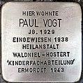 Stolperstein Paul Vogt1.jpg