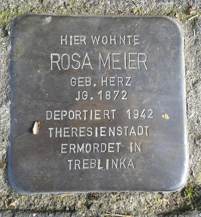 Stolperstein Windeck Gerressen Rosa Meier.jpg